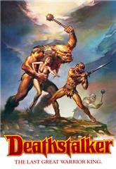Deathstalker (1983) bluray Poster