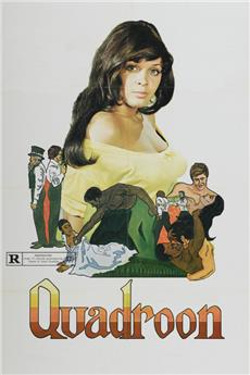 Quadroon (1971) Poster