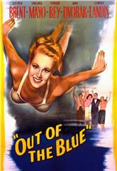 Out of the Blue (1947) Poster