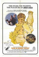 Ring of Bright Water (1969) Poster