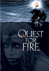 Quest for Fire (1981) bluray Poster