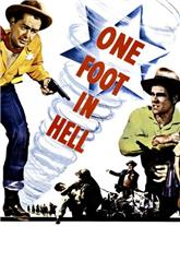 One Foot in Hell (1960) Poster
