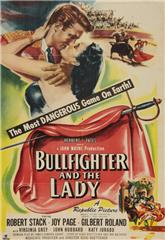 Bullfighter and the Lady (1951) bluray Poster