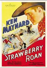 Strawberry Roan (1933) Poster