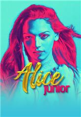 Alice Júnior (2019) 1080p Poster