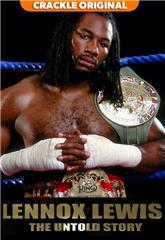 Lennox Lewis: The Untold Story (2020) Poster