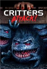 Critters Attack! (2019) 1080p Poster