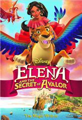 Elena of Avalor Elena and the Secret of Avalor (2016) 1080p Poster