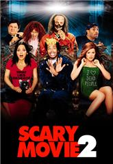 Scary Movie 2 (2001) bluray Poster