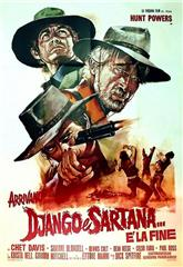 Django and Sartana Are Coming... It's the End (1970) Poster