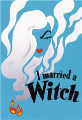 I Married a Witch (1942) bluray Poster