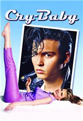 Cry-Baby (1990) bluray Poster