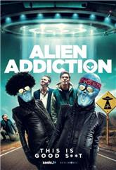 Alien Addiction (2018) 1080p bluray Poster