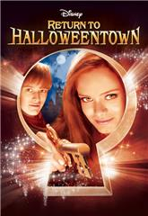 Return to Halloweentown (2006) Poster