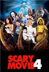 Scary Movie 4 (2006) bluray Poster