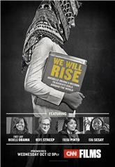 We Will Rise: Michelle Obama's Mission to Educate Girls Around the World (2018) 1080p Poster