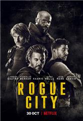 Rogue City (2020) Poster