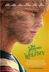 The True Adventures of Wolfboy (2019) Poster