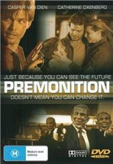 Premonition (2005) 1080p Poster