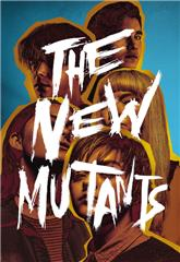 The New Mutants (2020) 1080p Poster