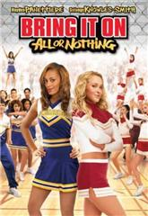 Bring It On: All or Nothing (2006) bluray Poster