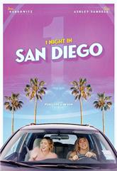 1 Night in San Diego (2020) 1080p Poster