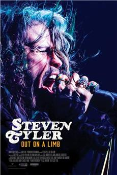 Steven Tyler: Out on a Limb (2018) 1080p Poster