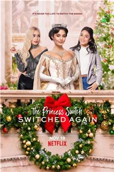 The Princess Switch: Switched Again (2020) 1080p Poster