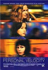 Personal Velocity (2002) 1080p web poster