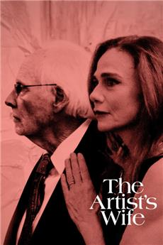 The Artist's Wife (2019) Poster