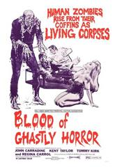 Blood of Ghastly Horror (1972) 1080p poster