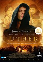 Luther (2003) bluray Poster