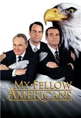 My Fellow Americans (1996) web Poster