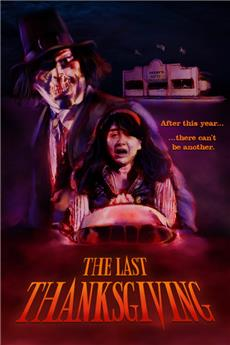 The Last Thanksgiving (2020) 1080p Poster