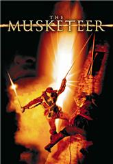 The Musketeer (2001) bluray Poster