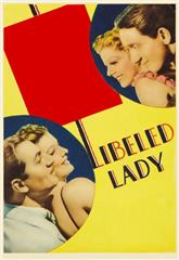 Libeled Lady (1936) Poster