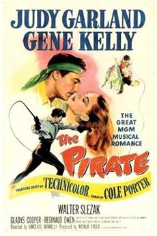 The Pirate (1948) 1080p Poster