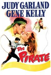 The Pirate (1948) 1080p bluray Poster