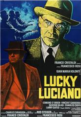Lucky Luciano (1973) Poster