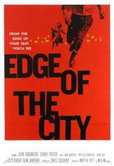 Edge of the City (1957) 1080p poster