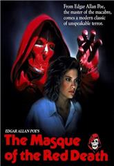 The Masque of the Red Death (1989) poster