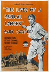 The Lives of a Bengal Lancer (1935) Poster
