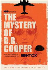 The Mystery of D.B. Cooper (2020) poster