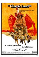 Chato's Land (1972) poster