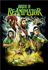 Bride of Re-Animator (1990) bluray Poster