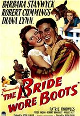 The Bride Wore Boots (1946) 1080p Poster