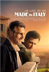 Made in Italy (2020) Poster