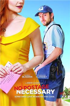 No Postage Necessary (2017) 1080p Poster