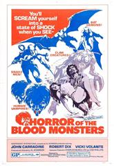 Horror of the Blood Monsters (1970) Poster