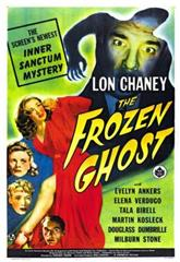 The Frozen Ghost (1945) 1080p poster